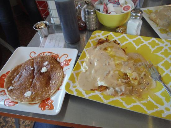 Mustard Seed Cafe: Nice breakfast