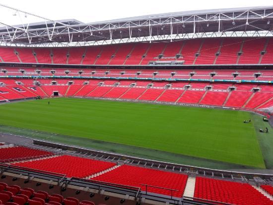 Wembley Stadium Tours Tripadvisor