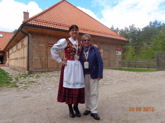 Wdzydze Kiszewskie, โปแลนด์: Karczma Zagość