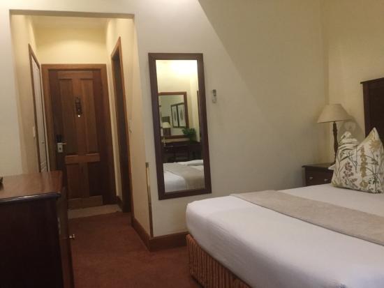 Faircity Quatermain Hotel: Room 418