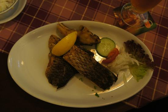 Rybi bašta U kapličky