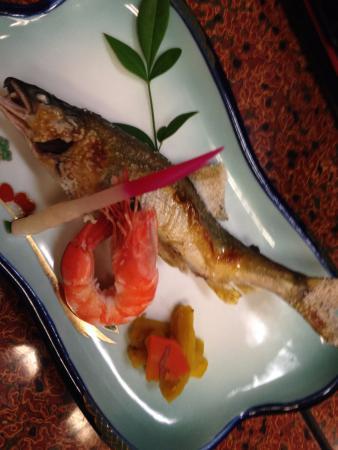 Irohatei: 夕飯