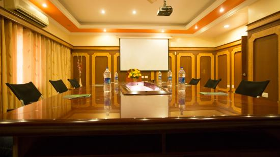 Taz Kamar: Board Room