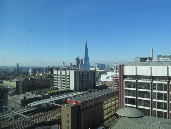 Grange Tower Bridge Hotel: View from the 14th Floor