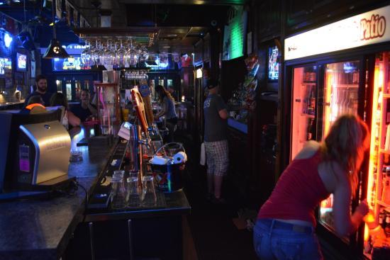 Houston Street Bar U0026 Patio: The Bar