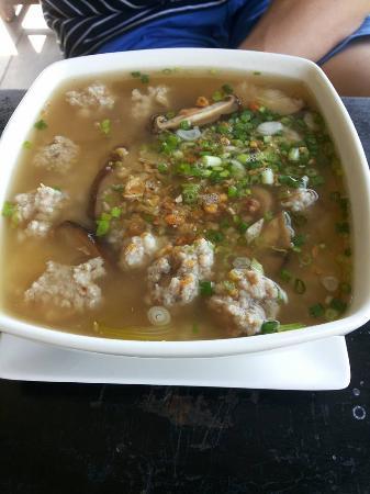 The Residence Hua Hin: ข้าวต้มอร่อยมาก
