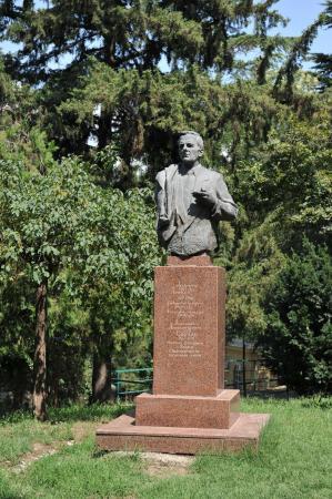 Anatoliy Sobchak Monument
