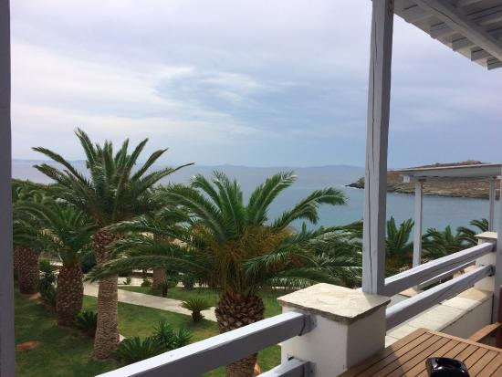 Porto Raphael Residences & Suites : View from our room at Porto Raphael