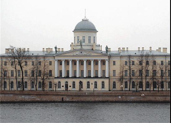 Literary Museum of The Pushkin House