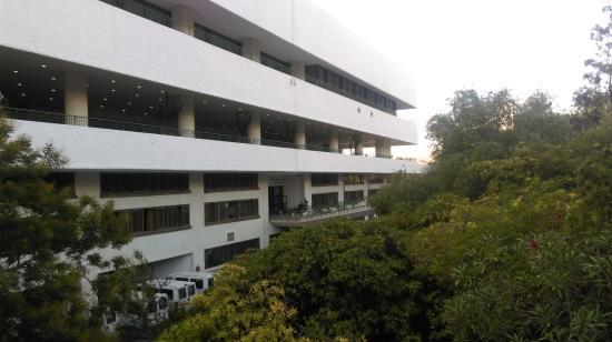 El Aurassi Hotel: Hotel