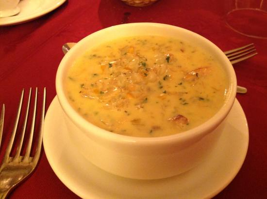 Dunderry Lodge Restaurant: Seafood chowder