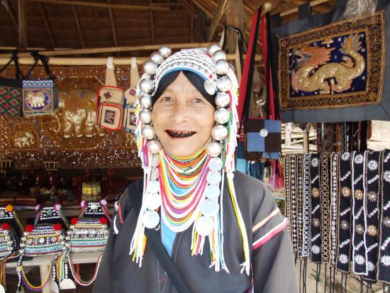 Mae Hong Son Province, Thailand: Long Neck Village, Mae Hong Son