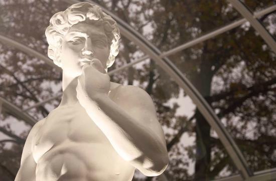 Obertshausen, เยอรมนี: Risorante Michelangelo