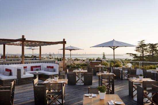Roof Top Restaurants Karon Beach Phuket
