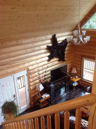 Blairmore, Canadá: lounge