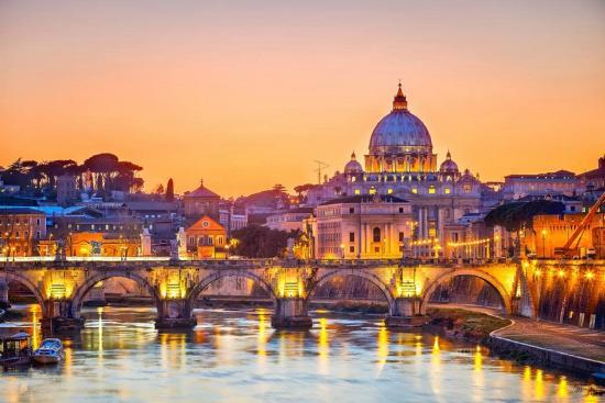 Infinity Hotel St. Peter: San Pietro / Vatican City