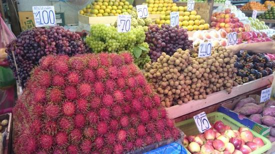 Image result for Khlong Toey Fresh Market