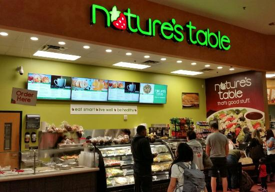 Nature S Table Orlando Airside 3 Restaurant Reviews