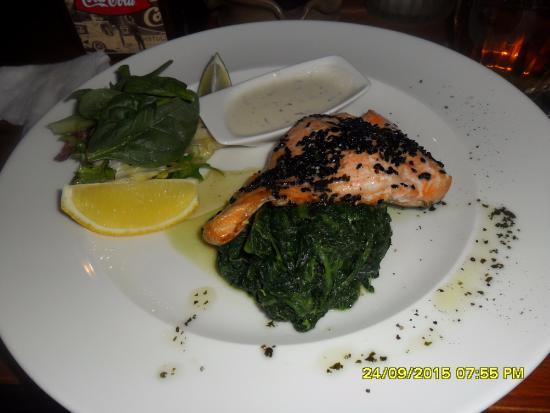 U Zlateho Lva: заказанное блюдо