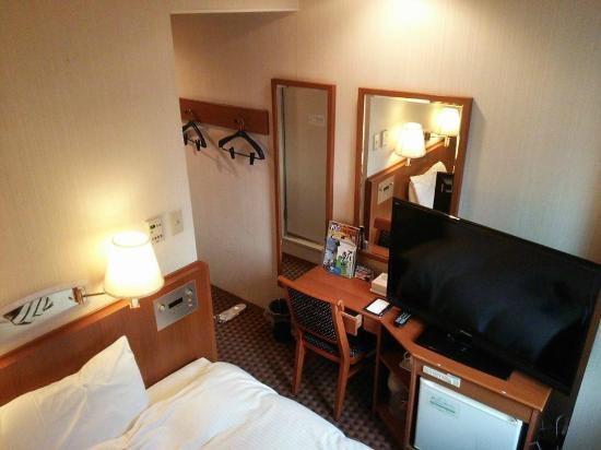 APA Hotel Sapporo Odorikoen: アパホテル札幌大通