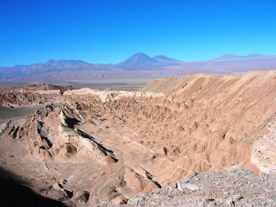Región de Atacama, Chile: Atacama - Vale da Morte