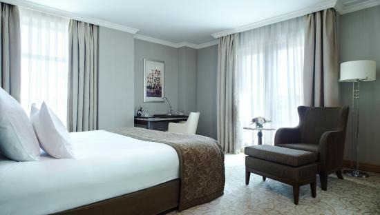 Swissotel Ankara: Corner Room