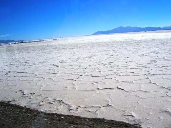 Región de Atacama, Chile: Estrada de Salta ao Atacama - salar