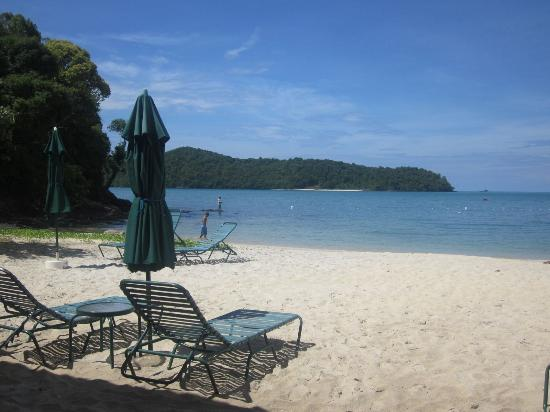 The Lanai Langkawi Beach Resort: the beach