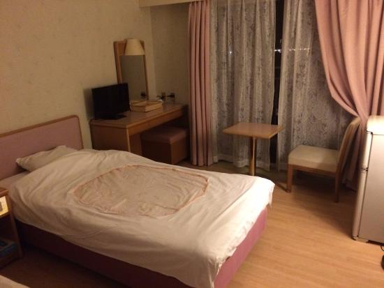 Resort Hotel Buena Vista Nakijin: 部屋の様子