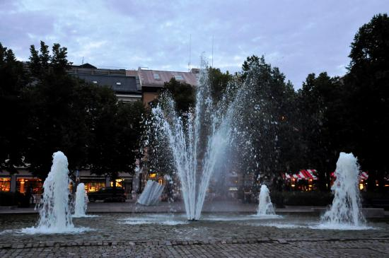 Photo of Park Spikersuppa at Karl Johans Gate, Oslo 0161, Norway
