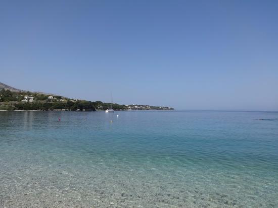 παραλία Αυλάκι