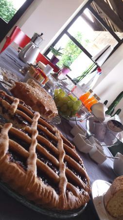 Montottone, Italia: Super colazione