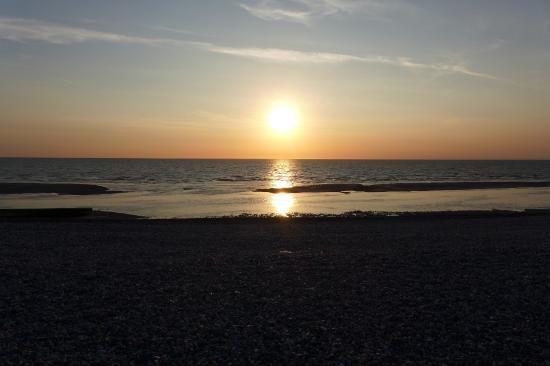 Coucher De Soleil Sur La Mer Picture Of Cayeux Sur Mer Somme