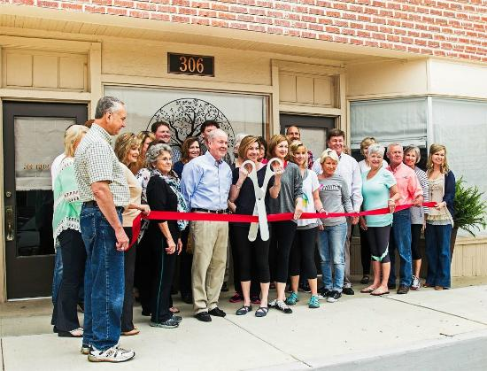 Forest, MS: Downtown Yoga's Opening Day!