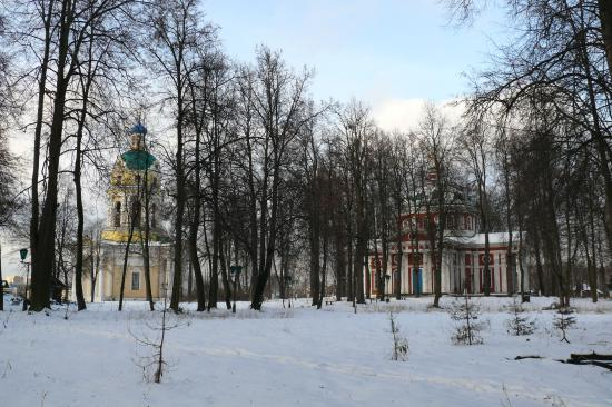 Grebnevo, Russia: Гребневские храмы
