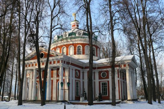Grebnevo, Russia: Церковь Гребневской Богоматери