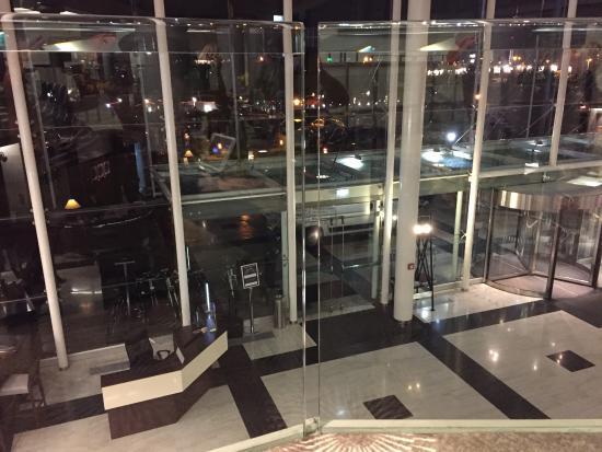 Hilton Sofia: Холл