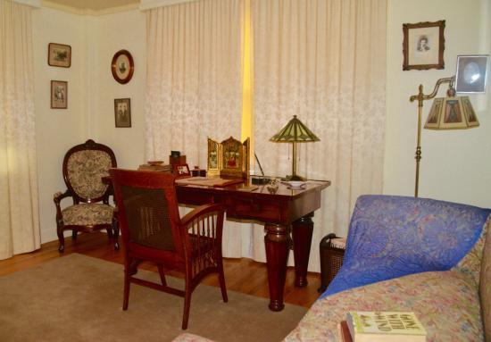 Compton, Kanada: Living Room