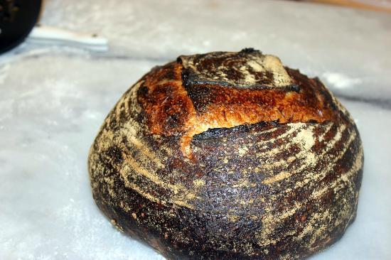 Skamokawa, WA: Homemade Sourdough Bread