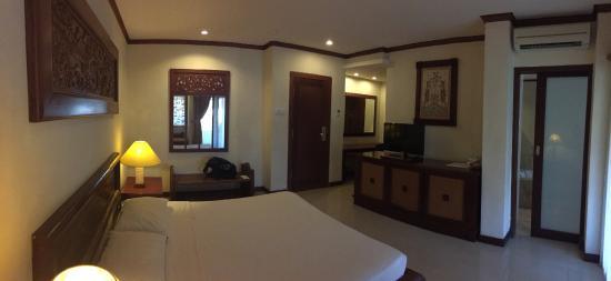 Grand Balisani Suites: Deluxe Room
