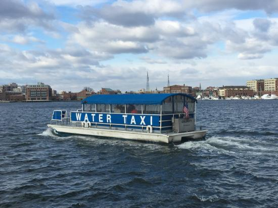water taxi Picture of Baltimore Water Taxi Baltimore TripAdvisor