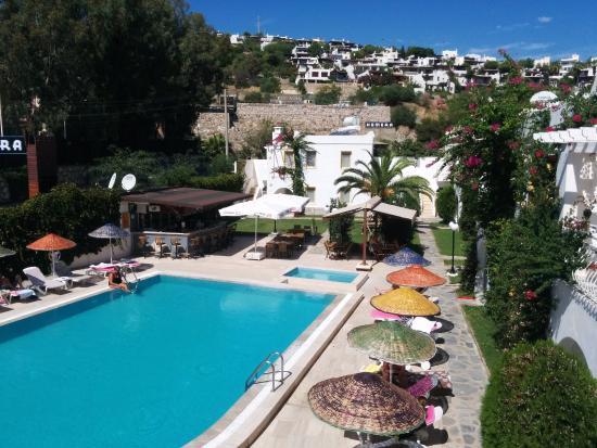 Paradise apart hotel gumbet turkiet omd men och for Appart hotel 57
