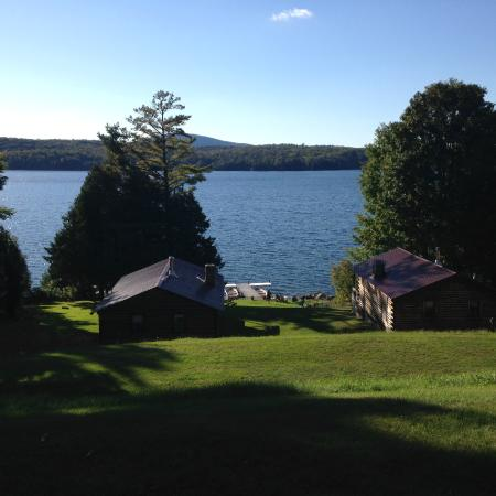 Willoughby Lake Vt Picture Of Mountain Lake Cottages Westmore