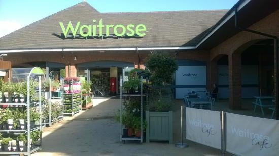 Waitrose Cafe Wollaton