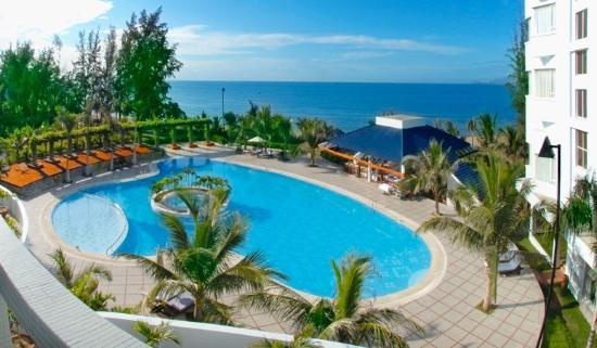 Khanh Hai, Vietnam: sai gon ninh chu hotel