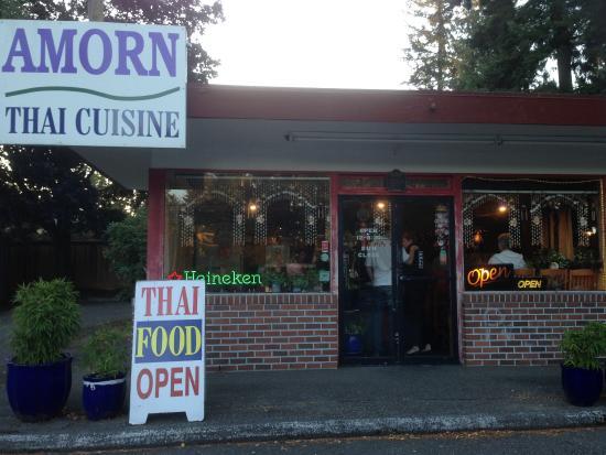 Mountlake Terrace, Etat de Washington : front door