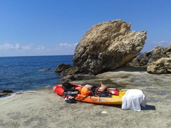 Gnejna Watersports: Beach nr 2