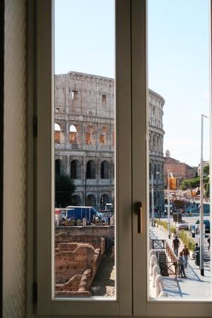 Palazzo Manfredi - Relais & Chateaux: Suite Colosseo Palazzo Manfredi