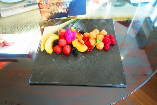 Palazzo Manfredi - Relais & Chateaux: Fruit