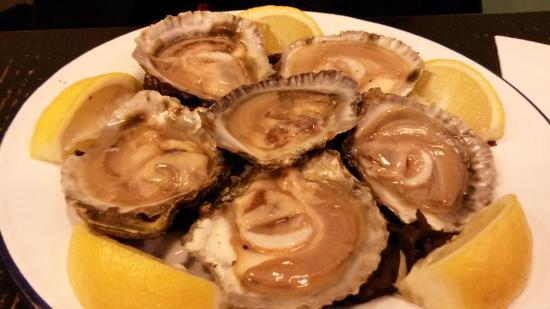 Kettle of Fish: Galway bay native oyster